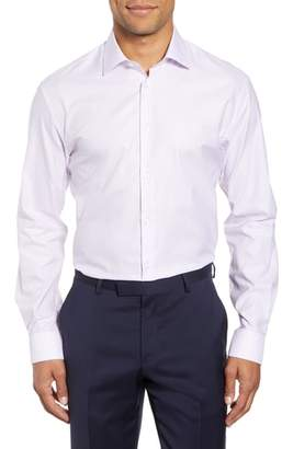 John Varvatos Slim Fit Check Dress Shirt