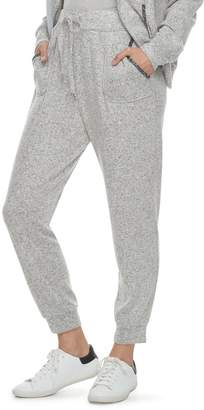 Juicy Couture Women's Midrise Jogger Track Pants