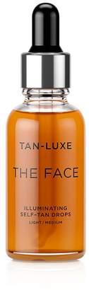 SpaceNK TAN-LUXE The Face Illuminating Self-Tan Drops
