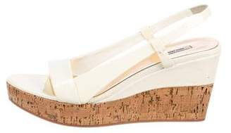 Miu Miu Slingback Platform Sandals