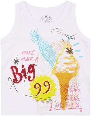 Burberry Ice-Cream Print Vest Top