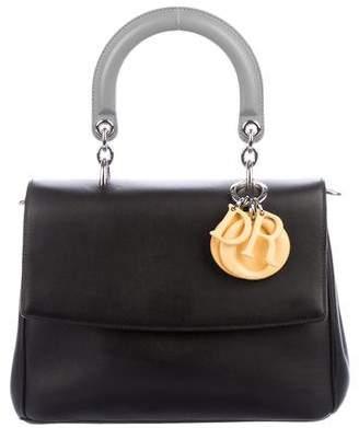 Christian Dior Medium Be Flap Bag