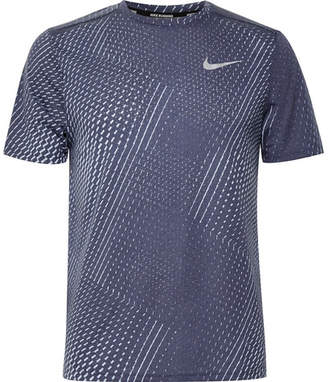 Nike Running Rise 365 Dri-Fit Mesh T-Shirt
