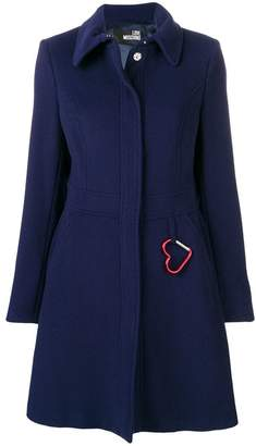 Love Moschino perfectly fitted coat