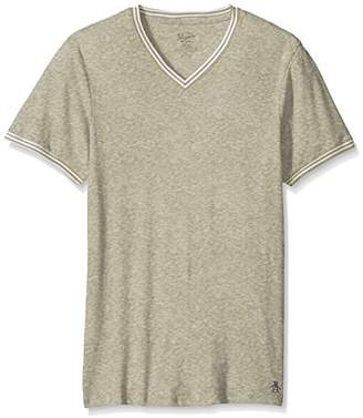 Original Penguin Men's S/S V Neck Jersey Tee