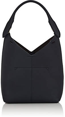 Anya Hindmarch Women's Small Leather Bucket Bag - Blue