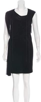 Maison Margiela Draped Mini Dress
