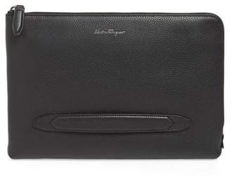 Salvatore Ferragamo Firenze Leather Portfolio