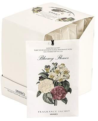 [Best Gift] MYARO 12 Packs Jasmine Scented Sachets for Drawer and Closet MR-01
