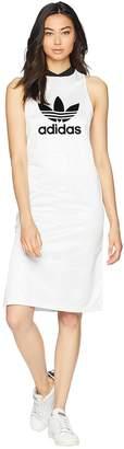 adidas Fashion League Jacquard Tank Dress Women's Dress