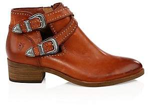 Frye Women's Ray Studded Leather Booties