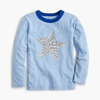 J.Crew Kids' shining star T-shirt