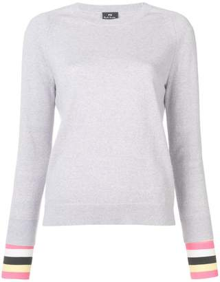 Paul Smith knitted crewneck jumper