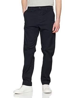 G Star Men's Bronson Service Straight Tapered Pants Trouser, Multicolour (Sartho Mazarine Blue 6397), (Size:)