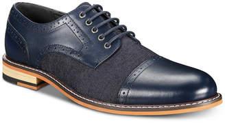 644e0137c05e Bar III Men Parker Cap-Toe Derby Shoes