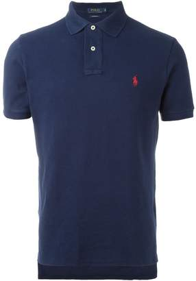 Polo Ralph Lauren embroidered logo polo shirt
