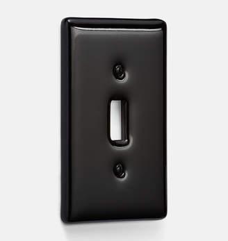 Rejuvenation Hayden Single Toggle Switchplate