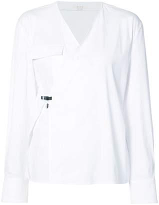 Alyx long-sleeve wrap shirt