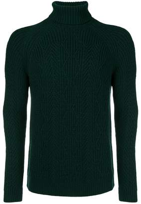 Etro roll neck sweater