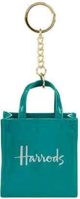 Harrods Mini Shopper BagKeyring