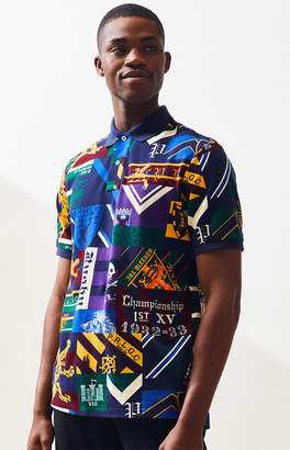 Polo Ralph Lauren Collegiate Patchwork Polo Shirt