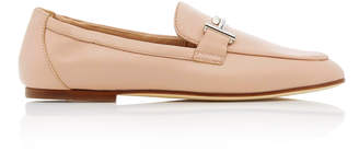 Tod's M'O Exclusive: Leather Sole Loafer