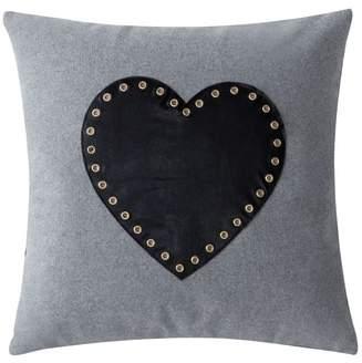 Kensie Juliet Heart Accent Pillow
