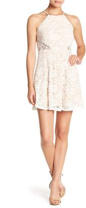 Jump Lace Party Dress