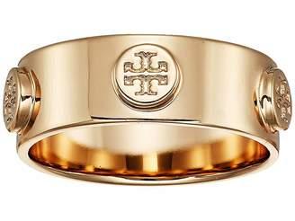 Tory Burch Logo Stud Ring