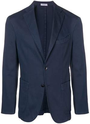 Boglioli long sleeved suit jacket