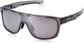 Oakley Crossrange Shield Asian Fit - Frame-Prizm Black Lenses