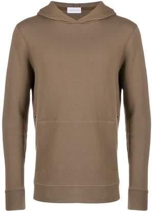 John Elliott slim fit hoodie