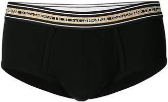 Dolce & Gabbana logo briefs