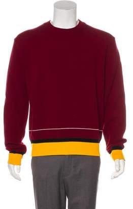Calvin Klein Wool Crew Neck Sweater w/ Tags