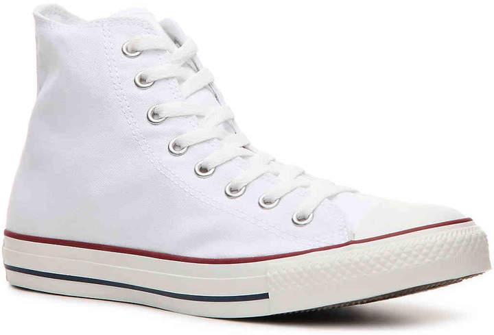 Men's Chuck Taylor All Star High-Top Sneaker -White