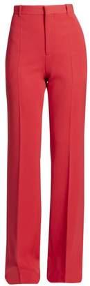 Balenciaga Wool-Blend Suit Pants