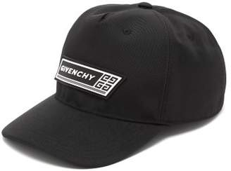 Givenchy - Nylon Blend Logo Cap - Mens - Black
