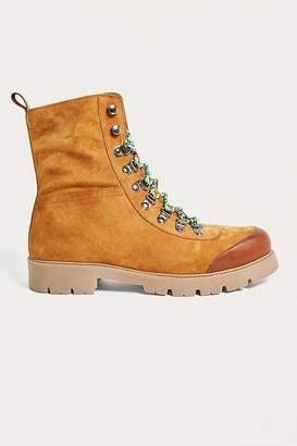 Urban Outfitters Blaire Suede Hiker Boot