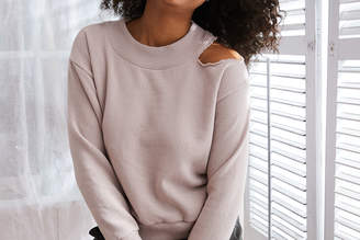 aerie Cutout Sweatshirt