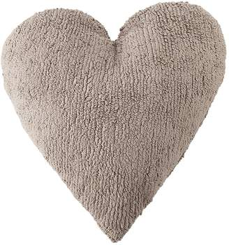 BabyCenter Cushion Heart Linen