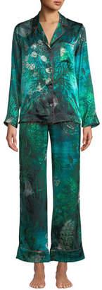 Morpho + Luna Tom Gallant Ines Forest Classic Pajama Set