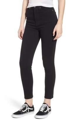 Denim & Supply Ralph Lauren Dr. Denim Supply Co. Cropa Cabana Skyhigh Crop Skinny Jeans