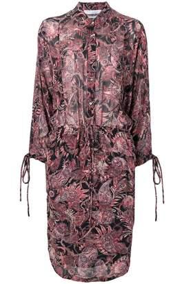 IRO Placid printed dress