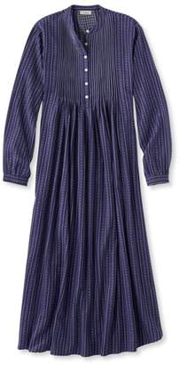 L.L. Bean L.L.Bean Vintage Flannel Nightgown