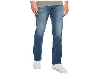 Liverpool Relaxed Straight Stretch Denim Jeans in Bryson Vintage Medium Men's Jeans