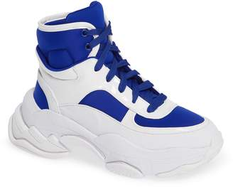 Jeffrey Campbell Pixels High Top Sneaker