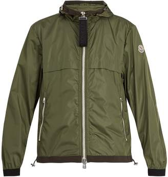 Moncler Alshat oversized-zip through jacket