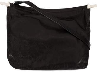 Ann Demeulemeester top zip shoulder bag