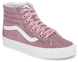 Vans UA Sk8-Hi Reissue Glitter Sneaker