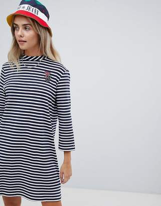 Tommy Jeans stripe dress